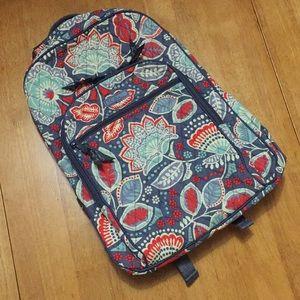 Vera Bradley Campus Backpack Bag Nomadic Floral